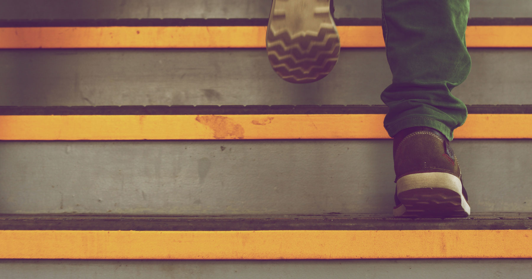 The life-changing magic of taking the stairs
